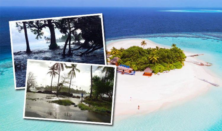 Popular holiday islands such as the Maldives could be 'uninhabitable in decades'
